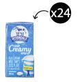 Devondale Long Life Full Cream Milk With Straw 200ml Carton 24