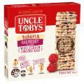 Uncle Tobys Yoghurt Topp Museli Bars Raspberry Box 6
