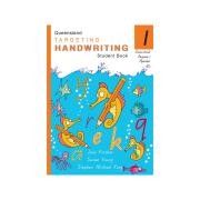 Pascal Press Targeting Handwriting QLD Student Book 1 Jane & Young Pinsker