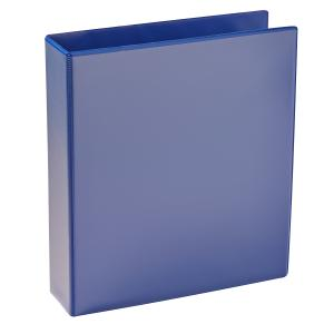 Winc Earth Insert Binder A4 2 D Ring 50mm Blue