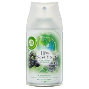 Air Wick Life Scents Freshmatic Fresh Forest Waters Refill 157gm Each