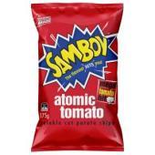 Samboy Chips Atomic Tomato 175g Pkt