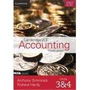 Cambridge Vce Accounting Units 3 & 4 4e Workbook
