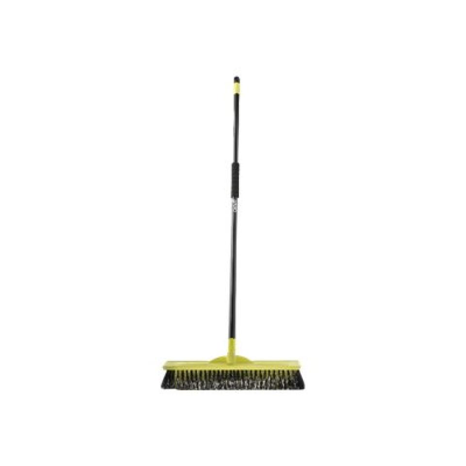 Oates 600mm Medium Stiff Tradesman Broom On Handle