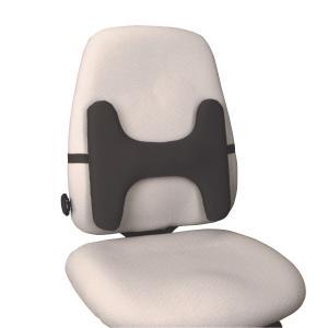 Kensington Lumbar Back Rest with SmartFit System Black