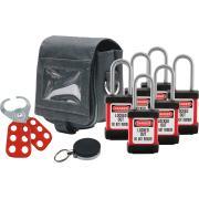 Masterlock Kit Lockout Personal Master Peks31redka6