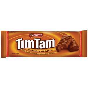 Arnotts Tim Tams Chewy Caramel 175g