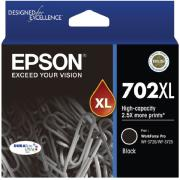 Epson 702xl Black Ink Durabrite Ultra High Capacity Black Ink Cartridge C13t345192