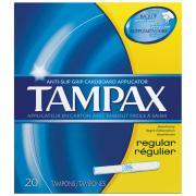 Tampax Regular Tampons Pkt20
