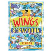 Olympic Scrap Book Wings 335 x 245mm 67GSM 72 Pages