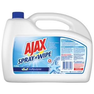 Ajax Spray N Wipe Multi Purpose 5 Litre