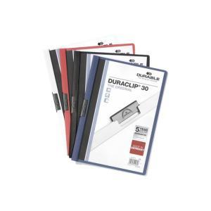 Durable File Duraclip A4 2200 3Mm Black