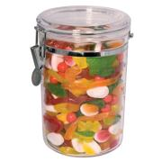 Connoisseur Acrylic Storage Canister 1.8L Clear
