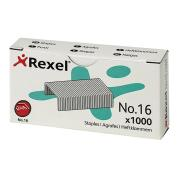 Rexel Office Essential No. 16 Staples 24/6 Box 1000