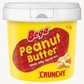 Bega Crunchy Peanut Butter 2kg Tub