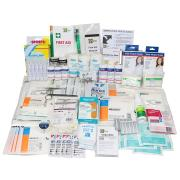 Uneedit First Aid Kit Type B Metal Wallmount Each