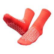 Sock Ultragrip Non Slip Red One Size Carton 48