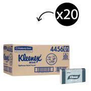 Kleenex 4456 Optimum Hand Towel White 120 Towels Pack Carton 20