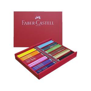 Faber Triangular Classpack Coloured Pencils Box 240