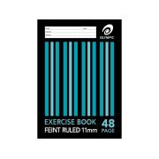 Olympic Exercise Book A4 48 Pages 11mm Ruled