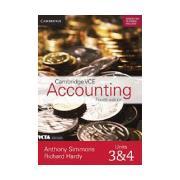 Cambridge VCE Accounting Units 3 & 4 Bundle Print Digital & Print Workbook