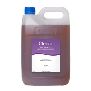 Cleera Disinfectant Cleaner & Deodoriser Pine 5L