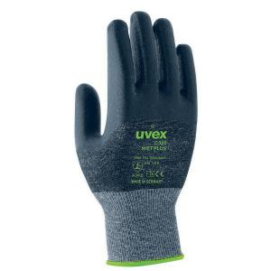 Uvex Hx60544 C300 Gloves Foam Cut 3 Hpe Palm Coated Anthracite Size 11 Pair