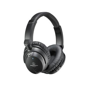 Audio-Technica ANC9 QuietPoint Noise-Cancelling On-Ear Headphones