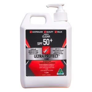 Ultra Protect Spf50+ Sunscreen 1 Litre Pump