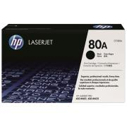 HP 80x Black Laser Toner Cartridge High Yield Cf280x