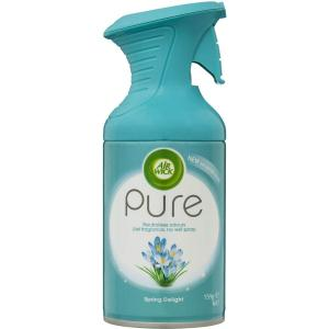 Air Wick Pure Aerosol Spring Delight 159g Turquoise