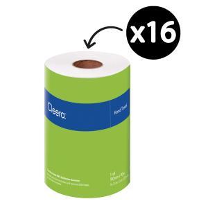 Cleera Paper Towel Roll 180mmx90m Carton 16