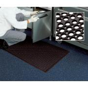 Safety Cushion Matting 900X1500mm Black