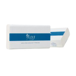 Livi Essentials Ultraslim Towel 2ply 150s Carton 16