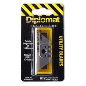 Diplomat Replace Blade Suit Diplomat A27 A33 & A38 Cutter Pkt10