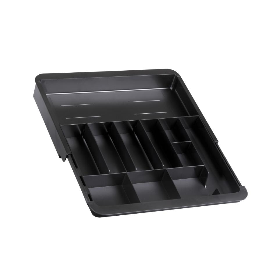 Esselte Smart Drawer Tidy Expandable Black