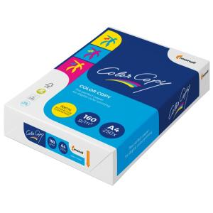 Mondi Colour Copy A4 Printer Paper 160gsm White Pack 250