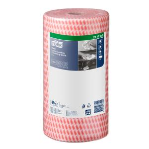 Tork Premium Specialist Cloth Red Heavy Duty 50X30cm 90/Roll