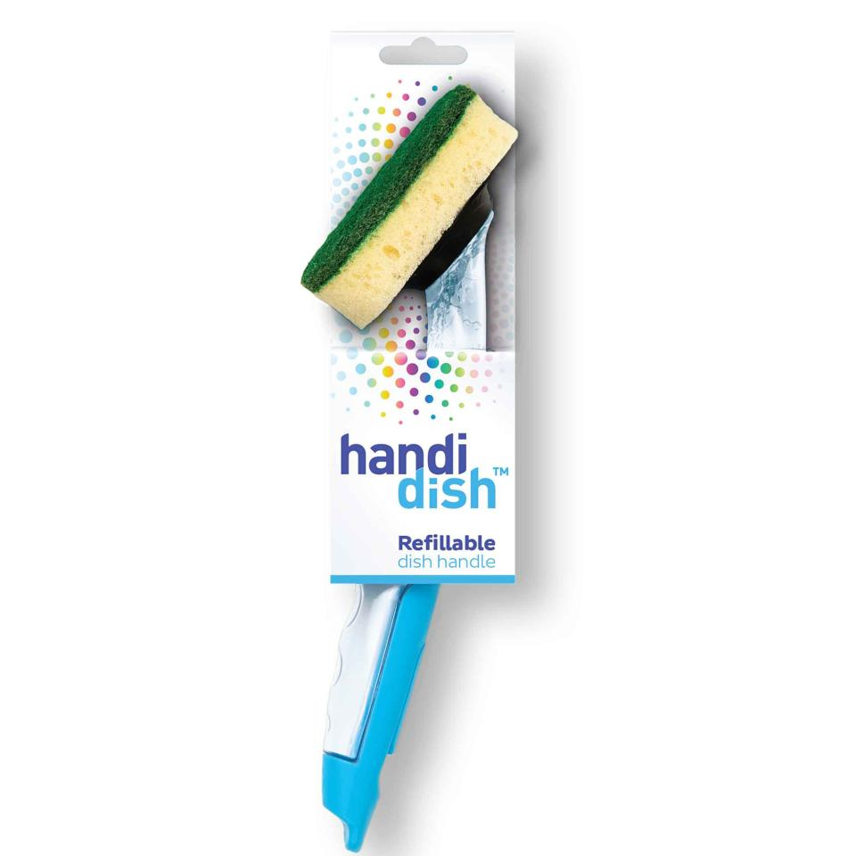 Handi Dish Wand Handle Refillable