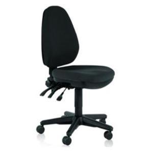 Buro Verve High Back Task Chair Black