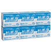 Wypall 4204 X50 Pop Up Wipers 24X42cm White Pk4