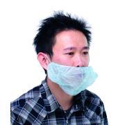 Safechoice Disposable Single Loop Beard Cover Blue Carton 500