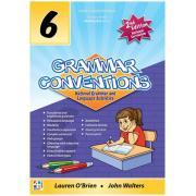 Grammar Conventions Book 6 3rd Ed Teachers 4 Teachers Harry O'Brien