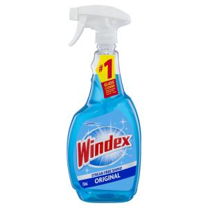 Windex Glass Cleaner Trigger 750ml
