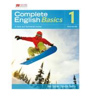 Complete English Basics 1 Student Book 3rd Edition NO DIGITAL
