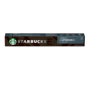 Starbucks Coffee Capsules Espresso Roast Box 10