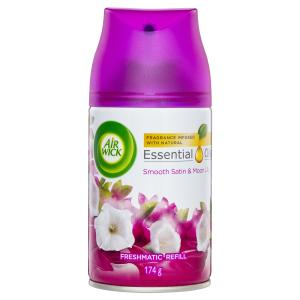 Airwick Freshmatic Smooth Satin & Moon Lily Refill