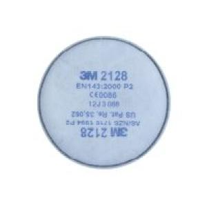 3m Particulate Disc Filter Gp2 2128 Filter Pair Image