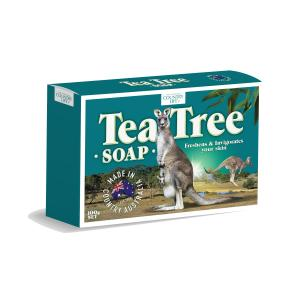 Australian Series Tea Tree Soap 100gm Carton 48