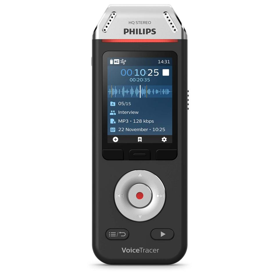 Philips DVT2110 Voice Recorder 8GB